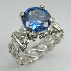 Celtic Prong Ring (2006)
