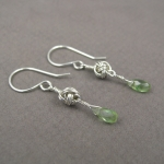 YOJ10-15 Knotted Earrings 3