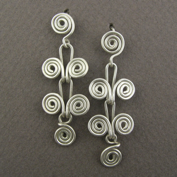 Tutorial - Ancient Whispers Earrings