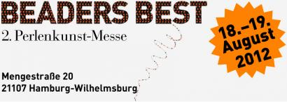 Upcoming Workshops: Beaders Best 2012 in Hamburg, Germany